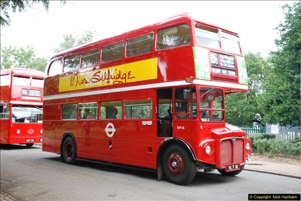 2014-07-13 Routemaster 60 @ Finsbury Park, London.  (41)041