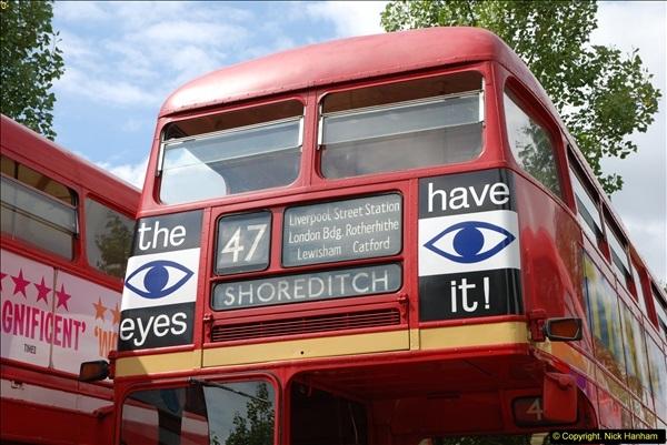 2014-07-13 Routemaster 60 @ Finsbury Park, London.  (410)410
