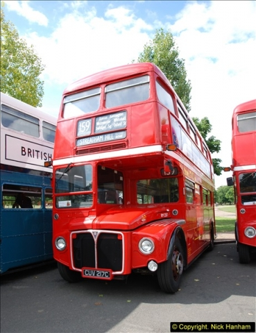 2014-07-13 Routemaster 60 @ Finsbury Park, London.  (411)411