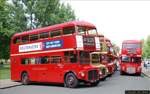 2014-07-13 Routemaster 60 @ Finsbury Park, London.  (419)419