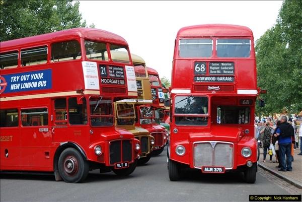 2014-07-13 Routemaster 60 @ Finsbury Park, London.  (420)420