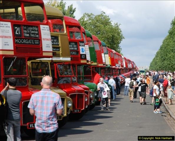 2014-07-13 Routemaster 60 @ Finsbury Park, London.  (421)421