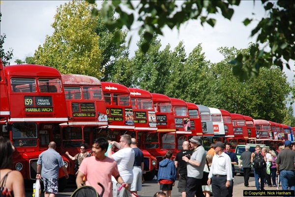 2014-07-13 Routemaster 60 @ Finsbury Park, London.  (423)423