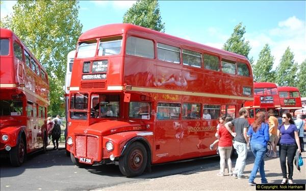 2014-07-13 Routemaster 60 @ Finsbury Park, London.  (424)424