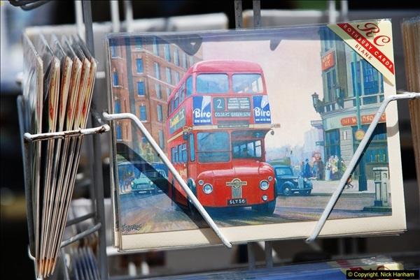 2014-07-13 Routemaster 60 @ Finsbury Park, London.  (439)439