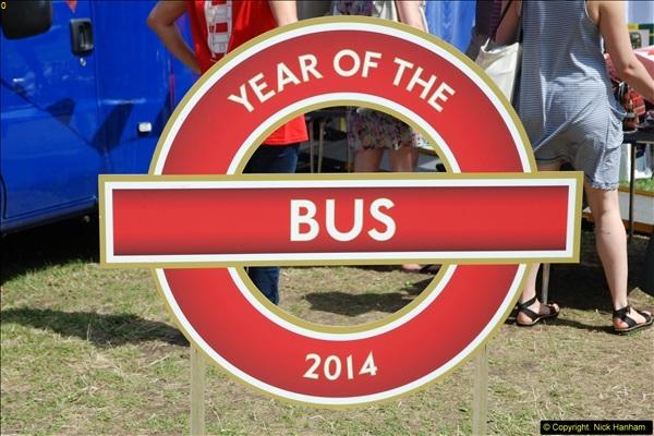 2014-07-13 Routemaster 60 @ Finsbury Park, London.  (446)446