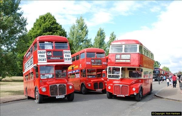 2014-07-13 Routemaster 60 @ Finsbury Park, London.  (454)454