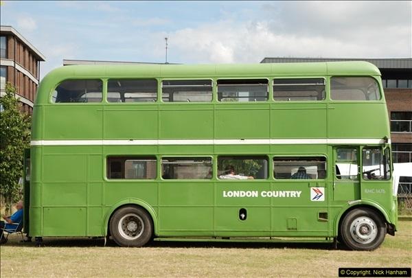 2014-07-13 Routemaster 60 @ Finsbury Park, London.  (455)455