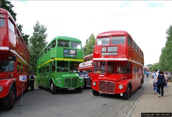 2014-07-13 Routemaster 60 @ Finsbury Park, London.  (456)456