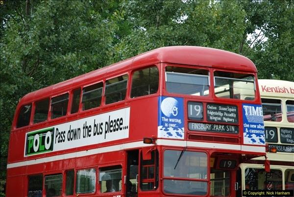 2014-07-13 Routemaster 60 @ Finsbury Park, London.  (457)457
