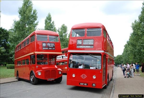 2014-07-13 Routemaster 60 @ Finsbury Park, London.  (458)458