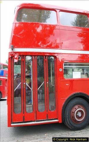 2014-07-13 Routemaster 60 @ Finsbury Park, London.  (459)459