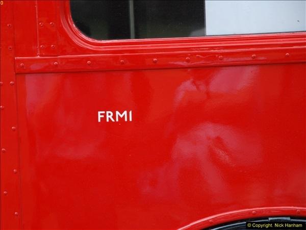 2014-07-13 Routemaster 60 @ Finsbury Park, London.  (460)460