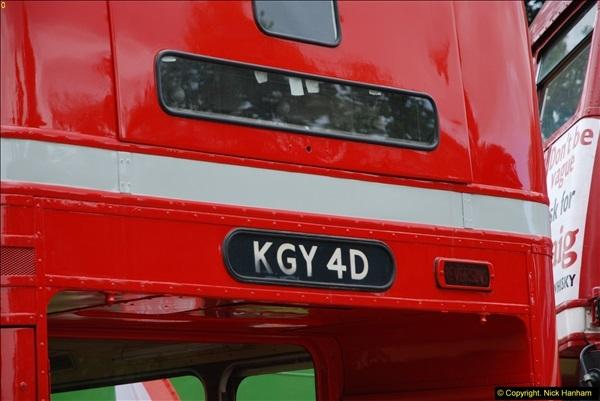 2014-07-13 Routemaster 60 @ Finsbury Park, London.  (462)462