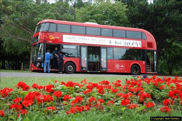 2014-07-13 Routemaster 60 @ Finsbury Park, London.  (465)465