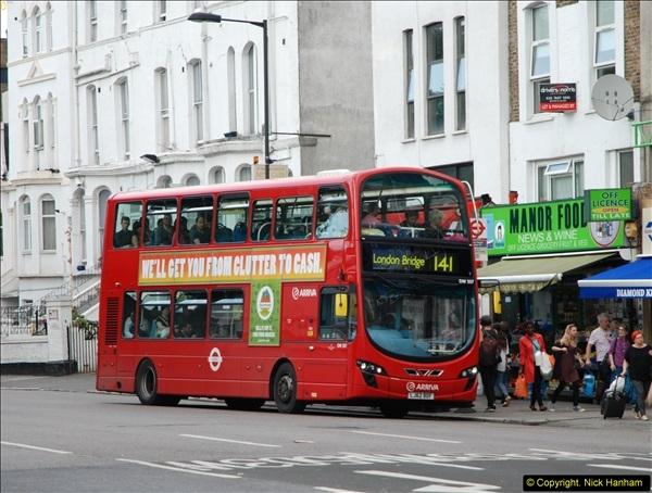 2014-07-13 Routemaster 60 @ Finsbury Park, London.  (466)466