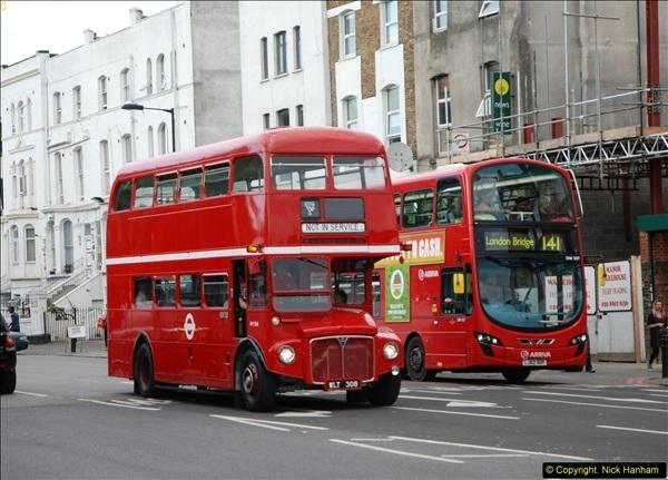 2014-07-13 Routemaster 60 @ Finsbury Park, London.  (467)467