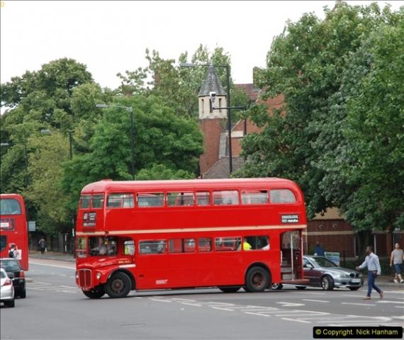 2014-07-13 Routemaster 60 @ Finsbury Park, London.  (468)468