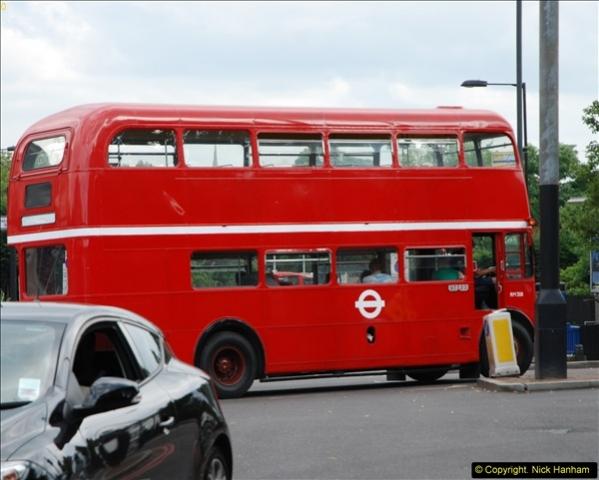 2014-07-13 Routemaster 60 @ Finsbury Park, London.  (469)469