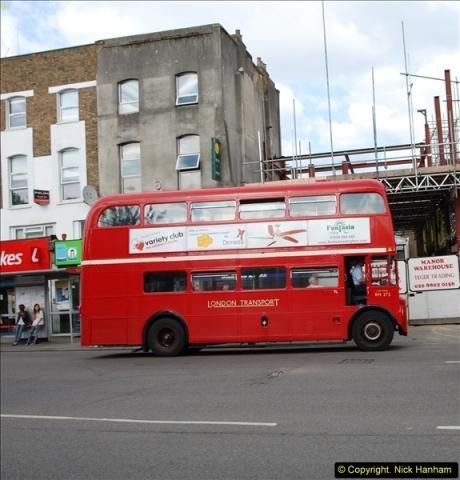 2014-07-13 Routemaster 60 @ Finsbury Park, London.  (472)472