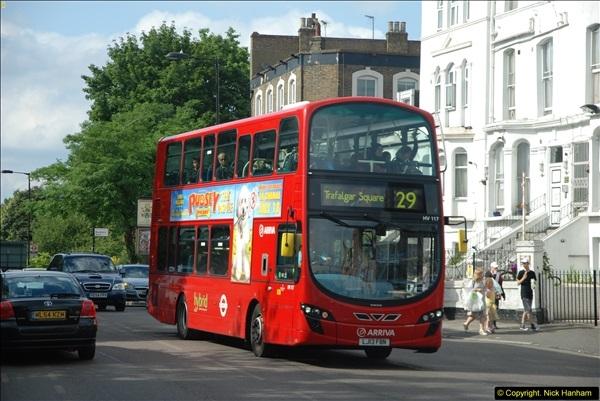 2014-07-13 Routemaster 60 @ Finsbury Park, London.  (473)473