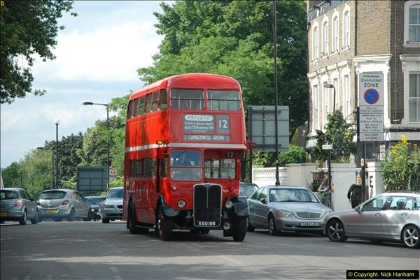 2014-07-13 Routemaster 60 @ Finsbury Park, London.  (474)474