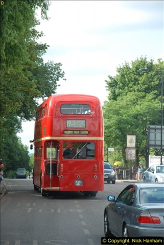 2014-07-13 Routemaster 60 @ Finsbury Park, London.  (476)476