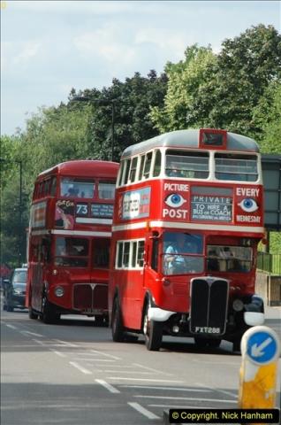 2014-07-13 Routemaster 60 @ Finsbury Park, London.  (477)477