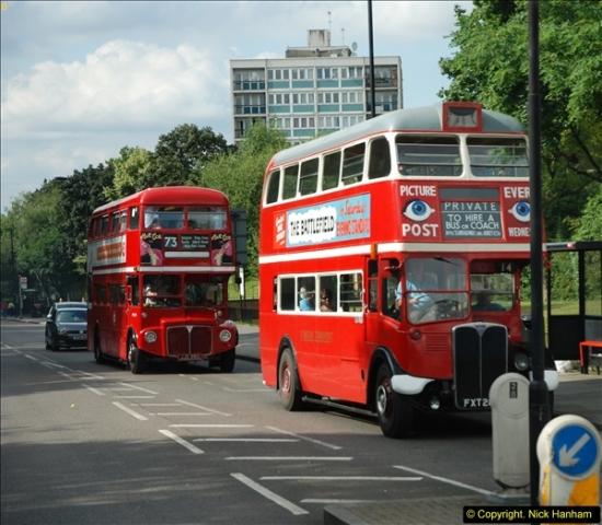 2014-07-13 Routemaster 60 @ Finsbury Park, London.  (478)478