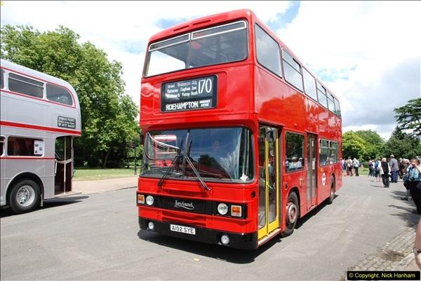 2014-07-13 Routemaster 60 @ Finsbury Park, London.  (48)048
