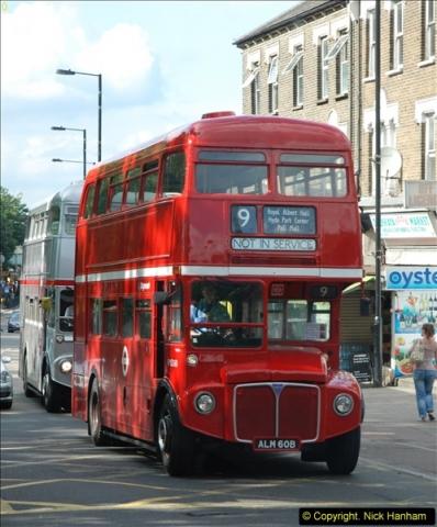 2014-07-13 Routemaster 60 @ Finsbury Park, London.  (480)480