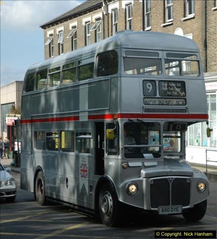 2014-07-13 Routemaster 60 @ Finsbury Park, London.  (481)481