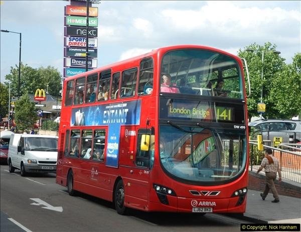 2014-07-13 Routemaster 60 @ Finsbury Park, London.  (482)482