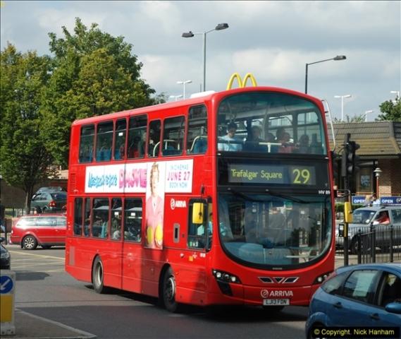 2014-07-13 Routemaster 60 @ Finsbury Park, London.  (483)483