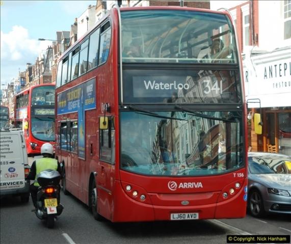 2014-07-13 Routemaster 60 @ Finsbury Park, London.  (484)484