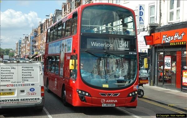 2014-07-13 Routemaster 60 @ Finsbury Park, London.  (486)486