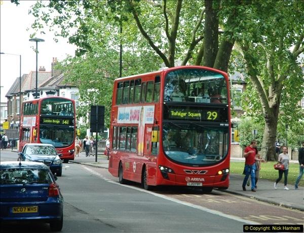 2014-07-13 Routemaster 60 @ Finsbury Park, London.  (489)489