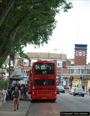 2014-07-13 Routemaster 60 @ Finsbury Park, London.  (491)491