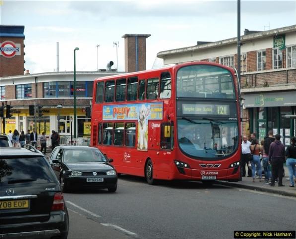 2014-07-13 Routemaster 60 @ Finsbury Park, London.  (492)492