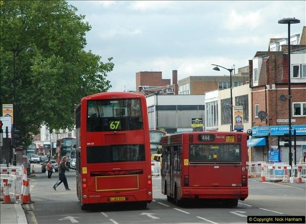 2014-07-13 Routemaster 60 @ Finsbury Park, London.  (493)493