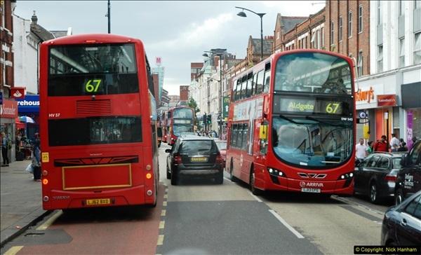 2014-07-13 Routemaster 60 @ Finsbury Park, London.  (497)497