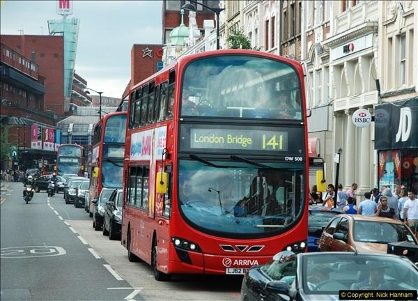 2014-07-13 Routemaster 60 @ Finsbury Park, London.  (499)499