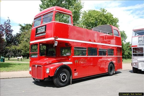 2014-07-13 Routemaster 60 @ Finsbury Park, London.  (50)050