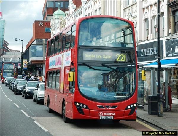 2014-07-13 Routemaster 60 @ Finsbury Park, London.  (500)500