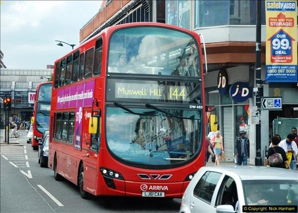 2014-07-13 Routemaster 60 @ Finsbury Park, London.  (501)501