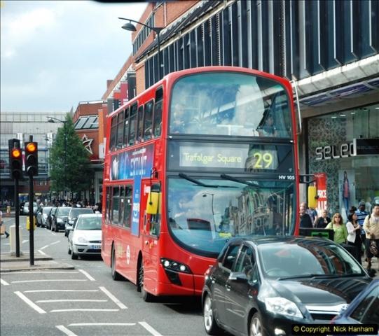 2014-07-13 Routemaster 60 @ Finsbury Park, London.  (502)502
