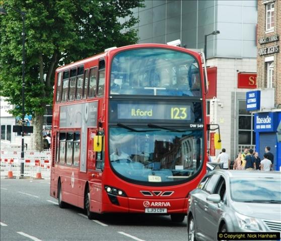 2014-07-13 Routemaster 60 @ Finsbury Park, London.  (503)503