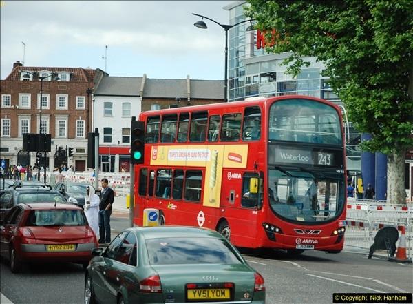 2014-07-13 Routemaster 60 @ Finsbury Park, London.  (504)504