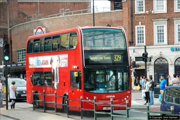 2014-07-13 Routemaster 60 @ Finsbury Park, London.  (505)505