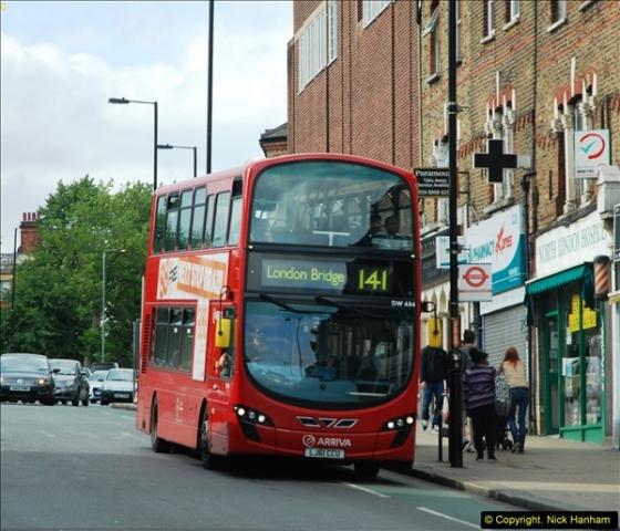 2014-07-13 Routemaster 60 @ Finsbury Park, London.  (506)506